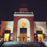 Photo taken at Santuario de San Vicente de Paul by Kaye on 3/28/2013