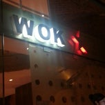 Photo taken at WOK Zona T by Camilo A. on 1/3/2013