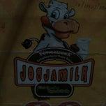 Photo taken at Jogja Milk by amaziaa y. on 5/20/2014