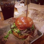 Photo taken at Bareburger by Don K. on 10/15/2012