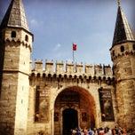 Photo taken at Topkapı Sarayı by Stefano M. on 8/29/2013