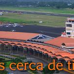 Photo taken at Aeropuerto Internacional del Cibao by Aeropuerto Internacional del Cibao on 12/27/2013
