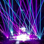 Photo taken at Toyota Center by Miguel M. on 3/13/2013
