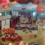 Photo taken at MK (เอ็มเค) by mayyy &. on 4/14/2015