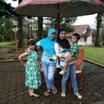 Photo taken at Hotel Cisarua Indah by Weny W. on 3/5/2014