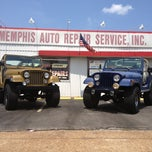Photo taken at Memphis Auto Repair Service by Gordon S. on 8/5/2014