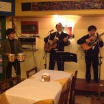 Photo taken at El Mariachi by Lu L. on 10/14/2012