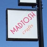 Photo taken at Madtosh by Barbara K. on 10/5/2014