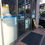 Photo taken at ローソン 西大島駅前店 by kazunoko on 1/13/2015