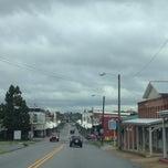 Photo taken at Downtown Hartselle by Rita H. on 4/15/2014