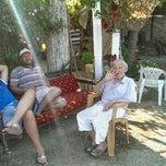 Photo taken at Izmir Buyuksehir Belediyesi Mezarliklar Sube Müdürlüğü by Emre U. on 8/22/2014