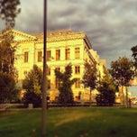 Photo taken at Universitatea din Craiova by Liviu V. on 9/15/2012