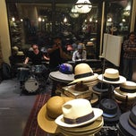 Photo taken at Goorin Bros. Hat Shop - Larimer Square by Adam S. on 4/4/2015