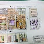 Photo taken at Факултет за Дизајн и технологии на мебел и ентериер by Angela S. on 2/24/2014