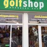 Photo taken at Golfshop Nürnberg by Blain B. on 12/14/2013