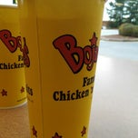 Photo taken at Bojangles by Seth E. on 4/19/2014