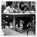 Photo taken at Siti Hasmah Digital Library by Alibek Z. on 9/18/2012