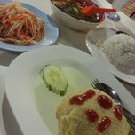 Photo taken at Thai Food by Putra A. on 2/2/2013