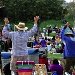 Photo taken at Summer Concerts in the Park by Tonya on 8/5/2013