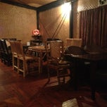 Photo taken at monsoon食堂 by Gonggui A. on 9/28/2013