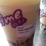 Photo taken at Chatime by Gayle B. on 1/17/2014