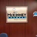Photo taken at McKinney Chamber Of Commerce by Robert H. on 5/24/2013