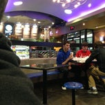 Photo taken at Elmwood Taco & Subs by Tom O. on 2/25/2013