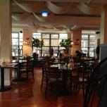 Photo taken at Ambrosia Taverna by Tom O. on 1/6/2013