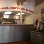 Photo taken at High Tech Burrito by Parker D. on 9/20/2012