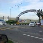 Photo taken at Sunway University by giBBs0n f. on 11/28/2012