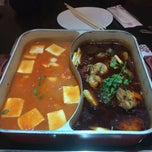 Photo taken at 新辣道鱼火锅 | New Spicy Way by Billy W. on 1/28/2015