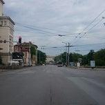 Photo taken at бул. Васил Левски (Vasil Levski Blvd) by Дилян П. on 5/29/2014