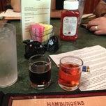 Photo taken at Raccoon Lodge & Brew Pub by Jessica W. on 5/10/2013