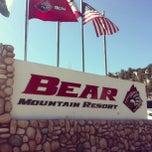Photo taken at Bear Mountain Ski Resort by JAE WOO J. on 3/22/2013