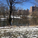 Photo taken at Central Park - The Pool by David S. on 3/9/2013