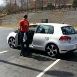 Photo taken at Autobell Car Wash by Aaron L. on 4/5/2013
