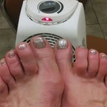 Photo taken at Bella Nails by Tetyana S. on 3/19/2014