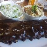Photo taken at Detroit Steakhouse by Flavio S. on 5/5/2013