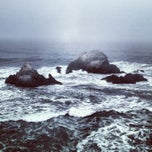 Photo taken at Pacific Ocean by Alexey Patosin on 6/8/2013