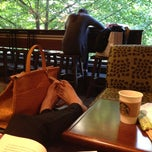 Photo taken at Starbucks by Jieun on 10/25/2012