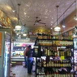 Photo taken at Wagshal's Deli by Martin B. on 2/1/2013
