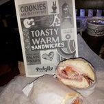 Photo taken at Potbelly Sandwich Shop by Andi H. on 2/18/2014