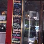 Photo taken at Cafe Open Santiago by MARCELA R. on 3/6/2015