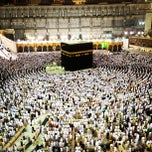 Photo taken at Al-Masjid Al-Haram | المسجد الحرام by MOHD SABRI A. on 3/14/2013