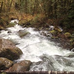 Photo taken at Wallace Falls Trail by Alan C. on 11/24/2012