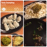 Photo taken at Tasty Dumplings by iAm G. on 2/10/2015