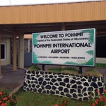 Photo taken at Pohnpei International Airport (PNI) by Jim on 9/17/2014