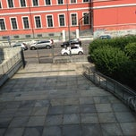 Photo taken at Liceo Carducci by Salvo T. on 7/15/2013