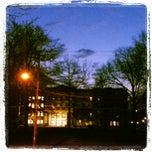 Photo taken at Sigma Chi Fraternity - Pittsburg State University by Ryan V. on 4/1/2013