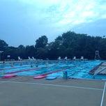 Photo taken at Indian Lakes Stingrays Swim Team by Олег С. on 7/4/2014